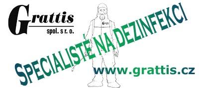 GRATTIS s.r.o. - Specialista nejen na dezinfekci - Stránky se otevřou do nového okna